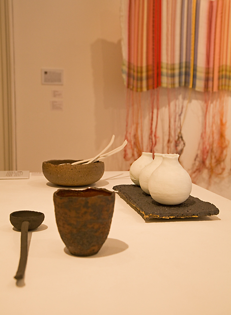 Harriet King's ceramics