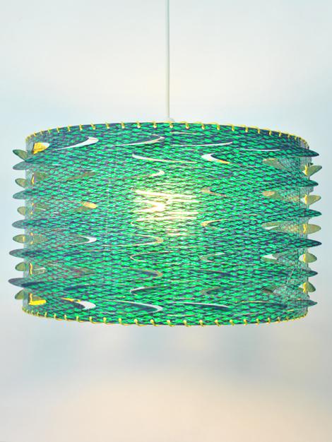 SAMON YECHI handmade plastic lampshade
