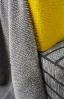 Anna Gravelle, interior fabric