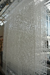 Detail of Joy Merron's work