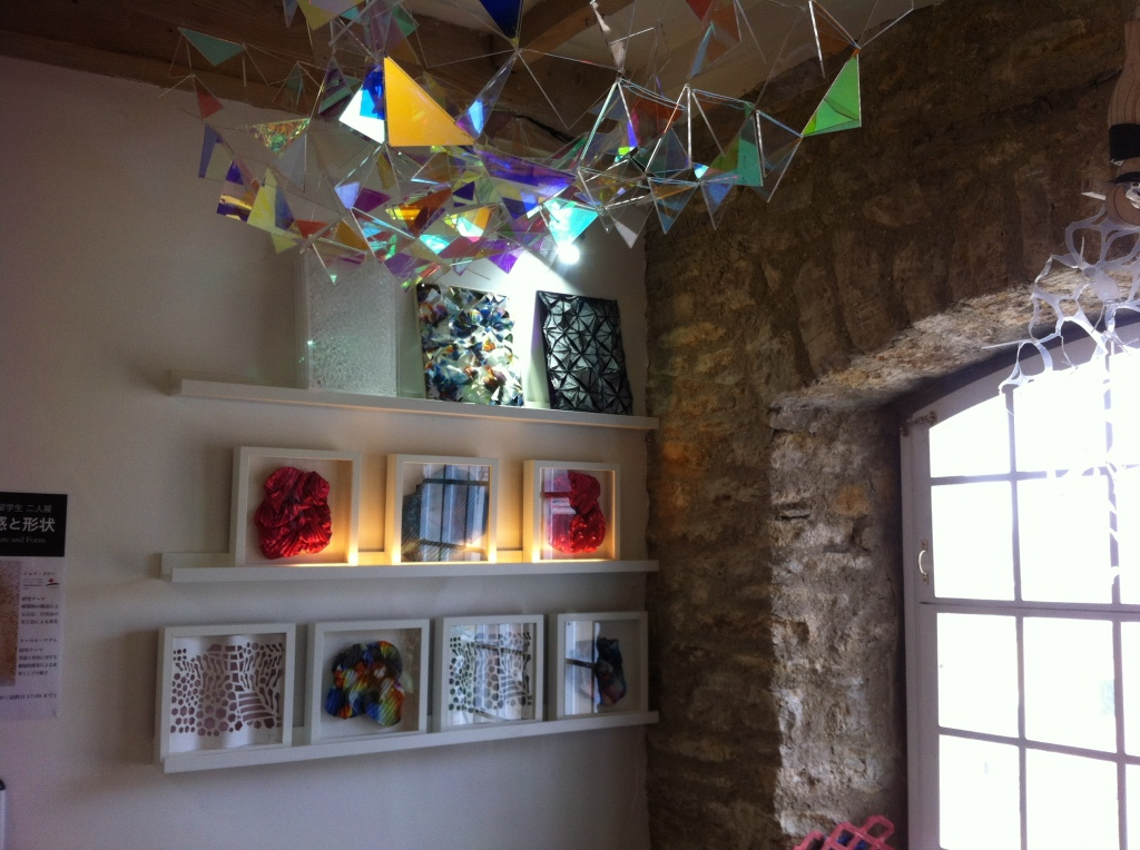 Joy Merron's Silk Mill Studio