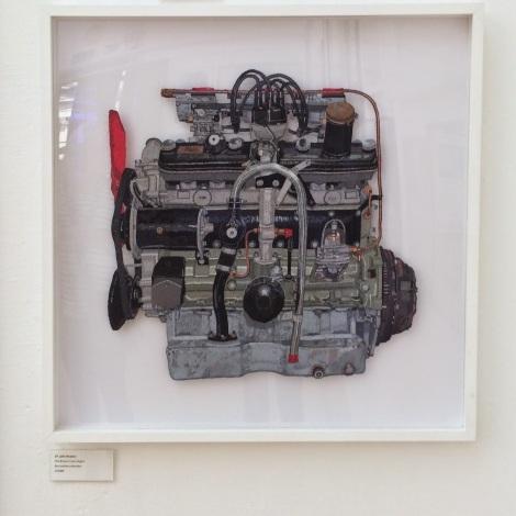 The Bristol 2 Litre Engine, 2014