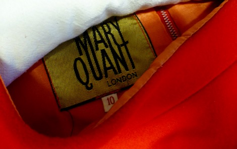 Mary Quant 1965/9 wool woven dress (#2000.412 Courtesy of the Fashion Museum, Bath & North East Somerset Council)