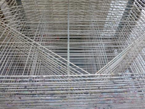 printing shelf grids as inspiration