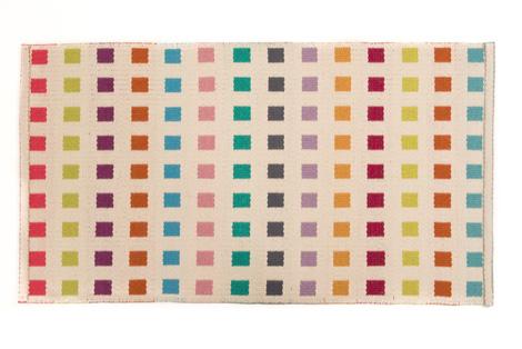 Angie Parker 'Montellemar' rug (reverse)
