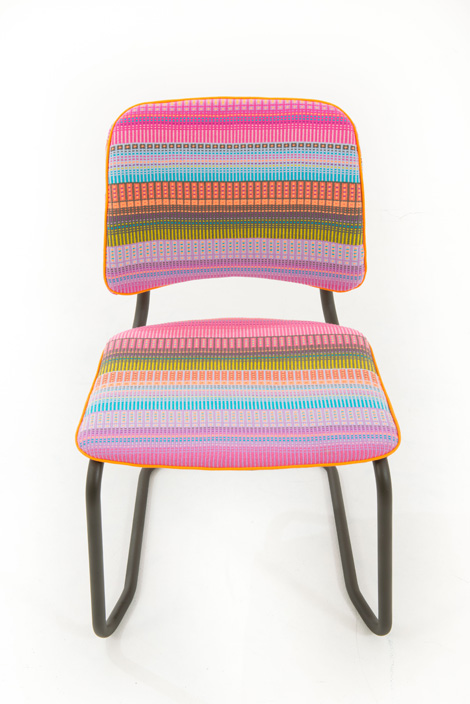 Angie Parker 'Mikado' ornamental chair
