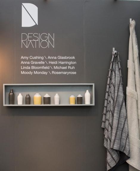 Design Nation stand at Decorex 2015 - photo credit Jim Ellam