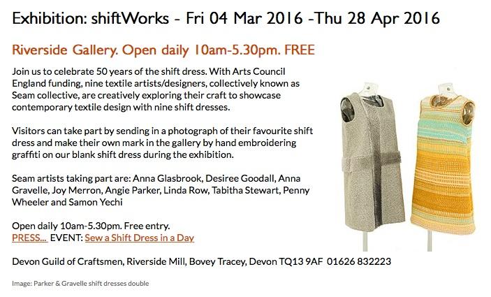 shiftWorks at Devon Guild