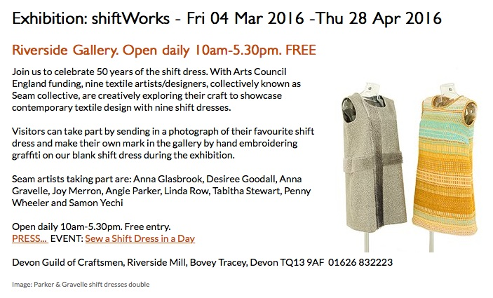 shiftWorks at Devon Guild