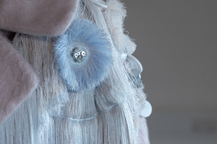 Sophie Reynolds: Second Place, Fashion: Student Category (detail)