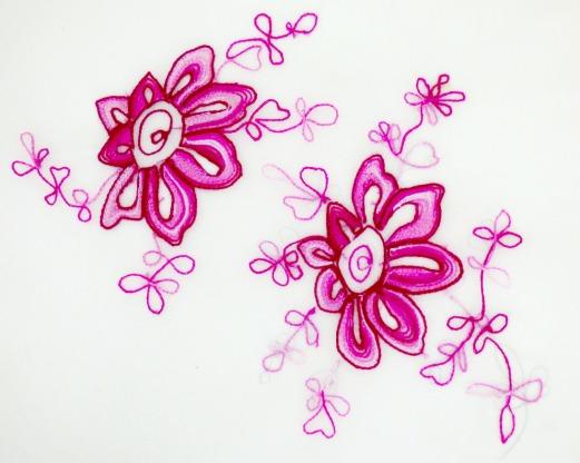 tambour flowers